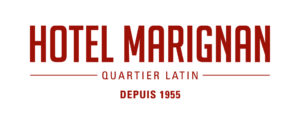 Hotel Marignan, logo