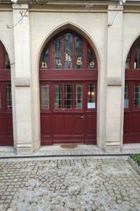 Coffee shop Nuage Café  , exterior