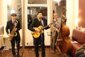 Hotel Marignan,  concert de jazz
