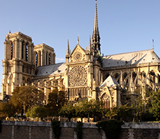 Paris - Notre-Dame Church
